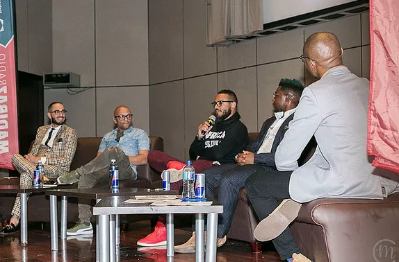 A Recap of the Madibaz Radio Men's Forum