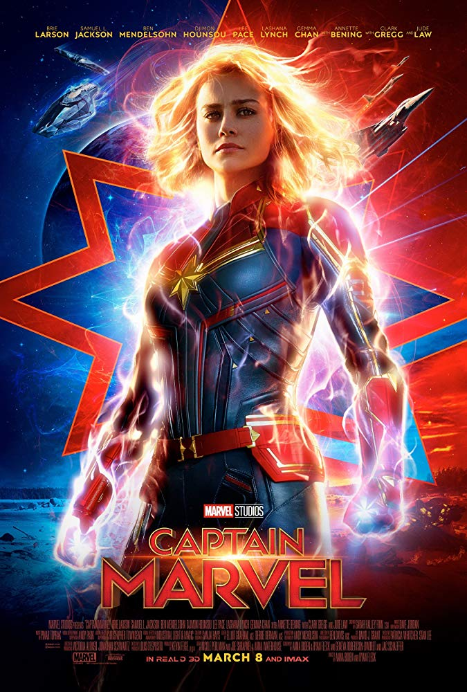 Captain Marvel film review