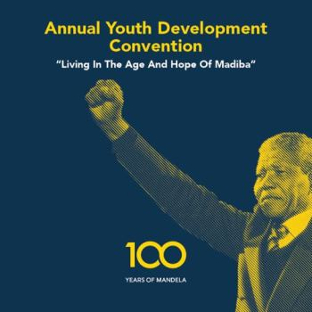 First Annual Nelson Mandela Convention for Youth Develoment Launched