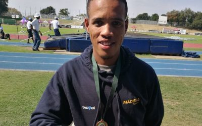 Lockdown lessons to be learnt, says Madibaz athletics manager